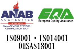 ISO 9001.ISO 14001.OHSAS 18001